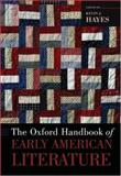 The Oxford Handbook of Early American Literature, , 019518727X