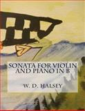 Sonata for Violin and Piano in B, William Halsey, 1500367273