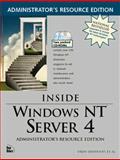 Inside Windows NT Server 4 Administrators Resource, Heywood, Drew, 1562057278