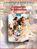 Computers in Education, Hirschbuhl, John J. and Kelley, John, 007339727X