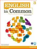 English in Common, Level 3, Bygrave, Jonathan and Birchley, Sarah Louisa, 0132627272