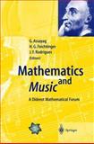 Mathematics and Music : A Diderot Mathematical Forum, , 3540437274