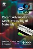 Recent Advances in Laser Processing of Materials, , 0080447279