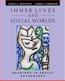 Inner Lives and Social Worlds