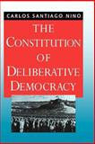 The Constitution of Deliberative Democracy 9780300077278