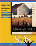 The American People : Creating a Nation and a Society From 1863, Nash, Gary B., 0321317270
