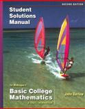 Basic College Mathematics, Garlow, John and McKeague, Charles P., 0495107271