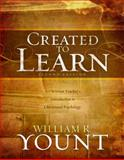 Created to Learn, William Yount, 080544727X