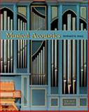 Musical Acoustics, Hall, Donald E., 0534377289