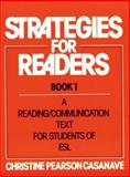 Strategies for Readers : A Reading/Communication Text for Students of ESL, Casanave, Christine P., 0138507287