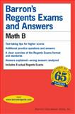 Barron's Regents Exams and Answers, Lawrence S. Leff and David Bock, 0764117289