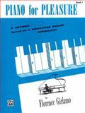 Piano for Pleasure, Florence Girlamo, 0769237282