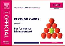 CIMA Revision Cards Performance Management, Lunt, Henry, 1856177289