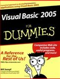 Visual Basic 2005 for Dummies, Bill Sempf, 076457728X