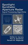 Spotlight Synthetic Aperture Radar, Walter C. Carrara and Ron S. Goodman, 0890067287