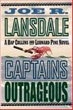 Captains Outrageous, Joe R. Lansdale, 0892967285