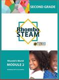RHOMBO STEAM 3D GRADE 2, Jeannie S Ruiz, 1942357281