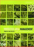 Protected Area Management : Principles and Practice, Worboys, Graeme and Lockwood, Michael, 0195517288