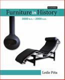 History of Furniture, 3000 B.C.-2000 A.D, Pina, Leslie and Piña, Leslie A., 0132447282