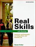 Real Skills with Readings 2e and WritingClass, Anker, Susan and Bedford/St. Martin's, 0312627289