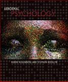 Abnormal Psychology, Scientific American Editors and Chernoff, Fred, 071671728X