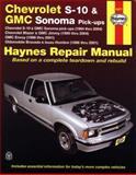 Chevrolet S-10 and GMC Sonoma Pick-Ups, Max Haynes, 1563927284