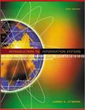 Introduction to Information Systems with MISource V.2 and PowerWeb, O'Brien, James A., 0072977280