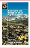 Structure and Function of an Alpine Ecosystem : Niwot Ridge, Colorado, , 019511728X