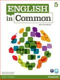 English in Common, Bygrave, Jonathan and Birchley, Sarah Louisa, 0132627299