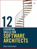 12 Essential Skills for Software Architects, Hendricksen, Dave, 0321717295
