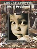 Annual Editions : Social Problems 04/05, Finsterbusch, Kurt, 0072917296