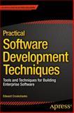 Practical Software Development Techniques, Edward Crookshanks, 1484207297