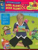 Sing along and Read along with Dr. Jean Resource Guide : Activities to Correlate with the Dr. Jean Early Reader Books, Feldman, Jean and Karapetkova, Holly, 1591987296