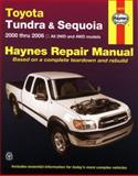 Toyota Tundra and Sequoia, Max Haynes, 1563927292