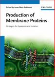 Production of Membrane Proteins, , 3527327290