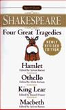 Four Great Tragedies, William Shakespeare, 0451527291