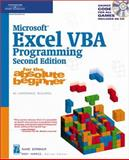 Microsoft Excel VBA Programming for the Absolute Beginner, Birnbaum, Duane, 1592007295