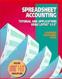 Spreadsheet Applications for Accounting, Anders, Gregory E., 0028007298