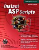 Instant ASP Scripts, Greg Buczek, 0072127309