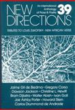 New Directions, Fredrick R. Martin, 0811207307