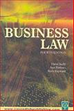 Business Law, Ann E. M. Holmes, David Kelly, 1859417302