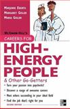 Careers for High-Energy People and Other Go-Getters, Marjorie Eberts and Margaret Gisler, 0071437304