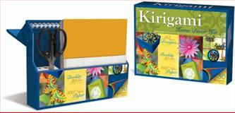 Kirigami Home Decor Kit, Jeff Cole and Rianna Riegelman, 0740777300