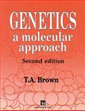 Genetics, Terence A. Brown, 0412447304