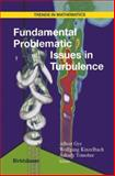 Fundamental Problematic Issues in Turbulence, , 3034897308