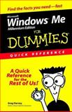 Microsoft Windows Me for Dummies, Greg Harvey, 0764507303