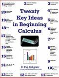 Twenty Key Ideas in Beginning Calculus, Dan Umbarger, 0983397309