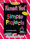 Microsoft Word Simple Projects, Jan Rader and Jan Ray, 1576907309