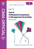 CIMA Official Exam Practice Kit: Test of Professional Competence in Management Accounting : 2010 Edition, Little, Geoffrey, 1856177300