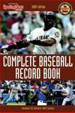Complete Baseball Record Book, Sporting News Staff, 0892047305